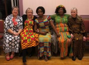 ghana visitors 2015