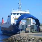 The Bigga Ferry At Gutcher