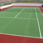 Unst Leisure Centre Tennis Court