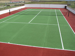 Unst Leisure Centre Tennis Court