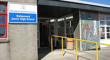 Baltasound Junior High School