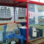 Unst Bus Shelter - 2011
