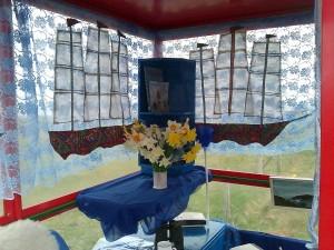 Inside The Bus Shelter - 2011