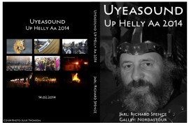 Uyeasound Up Helly Aa DVD