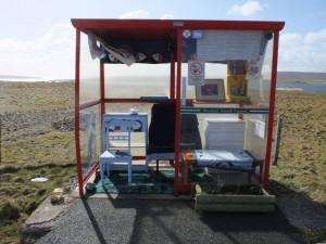 Unst Bus Shelter