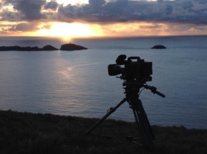 BBC Springwatch at Muckle Flugga