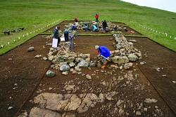 Hamar Excavation