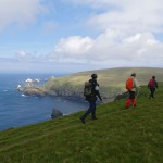 Walking On Unst