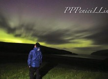 Northern Lights in Unst