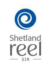 Shetland Reel Gin Logo